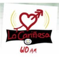 Logo of radio station La Carinosa Bogotá 610 AM