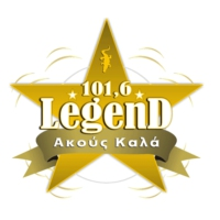 Logo de la radio Legend 101,6