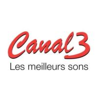 Logo of radio station Canal 3 (français)