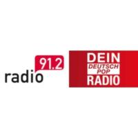 Logo de la radio Radio 91.2 – Dein DeutschPop Radio