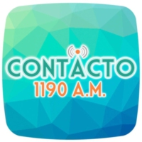 Logo of radio station XECT-AM Contacto 1190