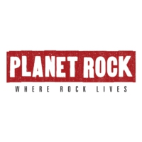 Logo de la radio Planet Rock