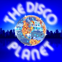Logo de la radio THE DISCO PLANET
