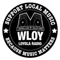Logo de la radio WLOY Loyola College