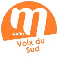 Logo de la radio M Radio - Voix du Sud