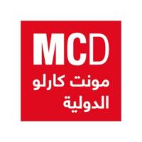 Logo of radio station مونت كارلو الدولية / Monte Carlo Doualiya