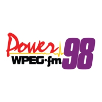 Logo of radio station WPEG Power 98