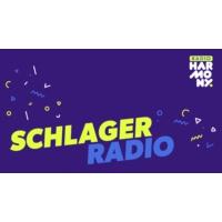 Logo of radio station Harmony FM Schlager