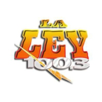 Logo of radio station KRQK La Ley 100.3