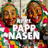 Logo of radio station RPR1.Pappnasen