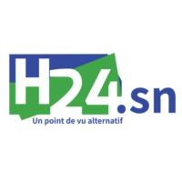 Logo of radio station H24 Senegal