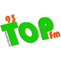Logo of radio station Top Fm 93
