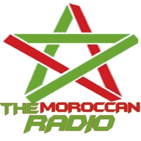 Logo of radio station The Moroccan Radio - الراديو المغربي