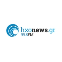 Logo of radio station Ηχώ fm 99,8
