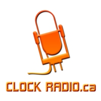 Logo of radio station CLOCK RADIO.CA