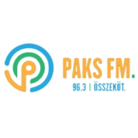 Logo de la radio Paks FM