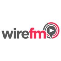 Logo of radio station Wire FM