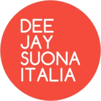 Logo de la radio DEEJAY Suona Italia
