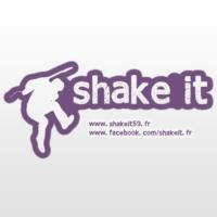 Logo de la radio Shake It