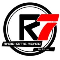 Logo of radio station Radio 7 Asiago