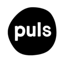 Logo of radio station BR PULS