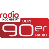 Logo of radio station Radio Hochstift - 90er