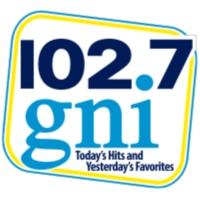 Logo de la radio 102.7 WGNI