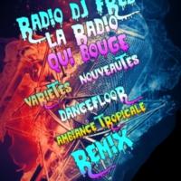 Logo of radio station radioDJFred