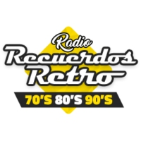 Logo of radio station Radio Recuerdos Retro