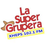 Logo de la radio XHEPS-FM La Super Grupera 102.1 FM