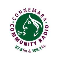 Logo of radio station Connemara Community Radio