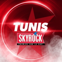 Logo of radio station Skyrock Tunis