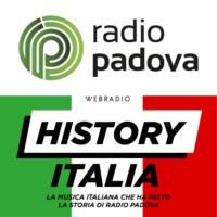Logo de la radio Radio Padova History Italia