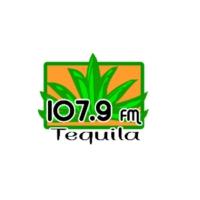 Logo de la radio Tequila 107.9 FM
