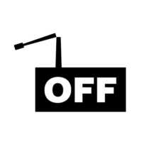 Logo of radio station OFFradio