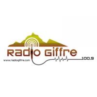 Logo of radio station Radio Giffre 100.9