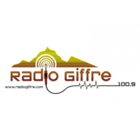 Logo of radio station Radio Giffre 100.9