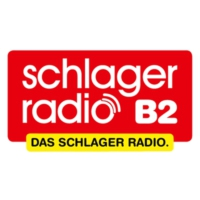 Logo of radio station Schlager Radio B2