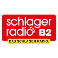 Logo of radio station Schlager Radio B2