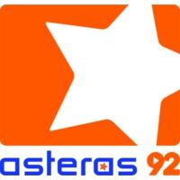 Logo of radio station Asteras Radio 92