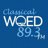 Logo of radio station WQED Classical FM 89.3