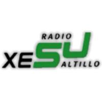 Logo of radio station XESJ Radio Saltillo