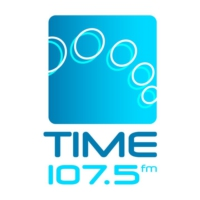 Logo of radio station Time 107.5