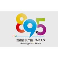 Logo of radio station 安徽音乐广播 FM89.5