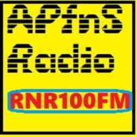Logo de la radio RockNRoll100FM -APfnS Radio