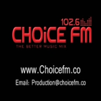 Logo of radio station Choice FM Tanzania