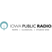 Logo of radio station WOI Iowa Public Radio