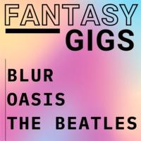 Logo of radio station Fantasy Gigs Brit Pop Live