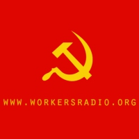 Logo of radio station Worker's Radio