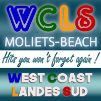 Logo de la radio WCLS Moliets